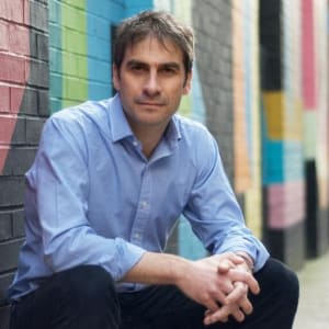 Gerard Grech (CEO at Tech City UK)
