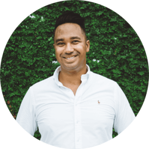 Roop Bhadury, CEO, Engag3d in conversation with Harvee Pene, Co-founder, Inspire