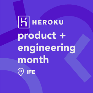 Product + Engineering Month w Toyin Olasehinde