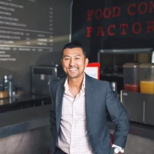 Hue Nguyen (Co-Founder GDBRO Burger, Contestant on Food Networks The Great Food Truck Race)