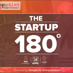 Funding your Grind - Startup 180