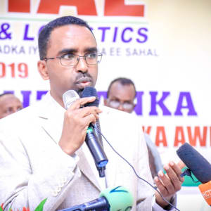 Startup Grind Hargeisa Chats with Mohamed Ali Osman, CEO of Sahal Transport and Logistics