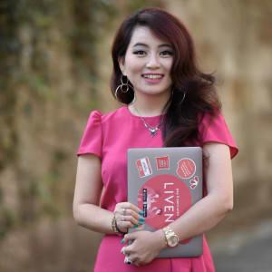 Startup GRIND hosts Grace Wong (Liven)