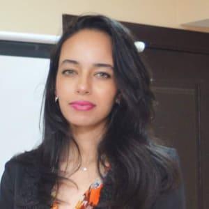 We are Hosting Basma Saeed (CriticaLink)