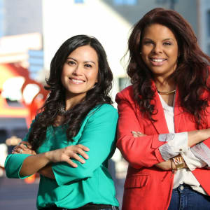 Barbara Brooks (CEO/Founder) and Guadalupe Hirt (Co-Founder) SecondAct|Women