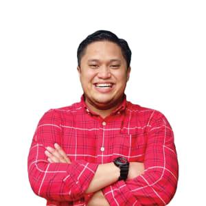 Indra Wiralaksmana (Head of Ninja Xpress Indonesia)