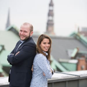 Sabrina Beck & York Fischer, Gründer (Geschenke.de)