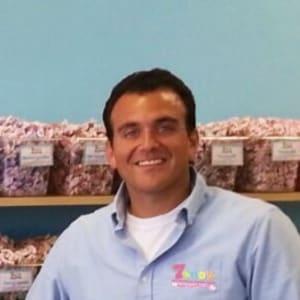 John Zeno Louizes - President of Zeno's Boardwalk Sweet Shop