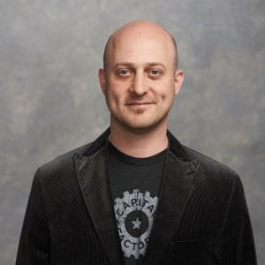 Joshua Baer, Founder and Executive Director of Capital Factory