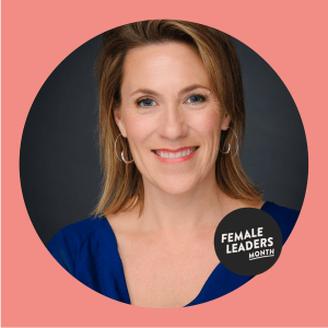 Supporting Women Founders with Kerry Rupp