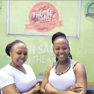 Lisa and Lona: Building business with a purpose to bring change in your environment