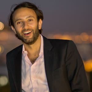 Startup Grind Muscat is hosting Louis Lebbos of Astrolabs | September 27th
