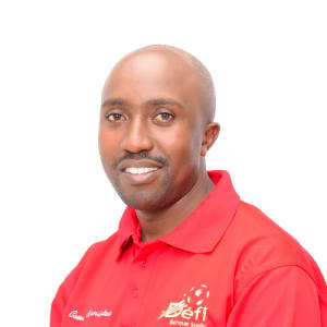 We are hosting Martin Thiong'o (Natel Consultants)
