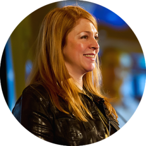 Melissa Risteff, CEO & Co-Founder Couragion, a women-owned educational technology social enterprise
