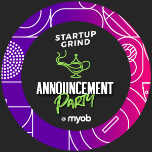 FREE EVENT: Startup GRIND Announcement Party!