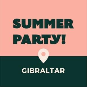 SuG Gib Summer Party in partnership w/ B.I.C.