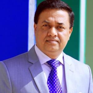 We are hosting Mr. Nuruzzaman, CEO of Daffodil Family