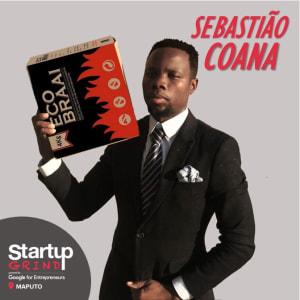 Startup Grind Maputo #3 com Sebastião Coana de Eco-Carvão