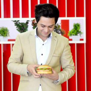 We are hosting Mirwais Arya (Founder, Burger Mazadar)