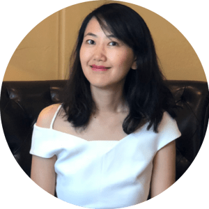 We are hosting Sarah Zhang (Points)