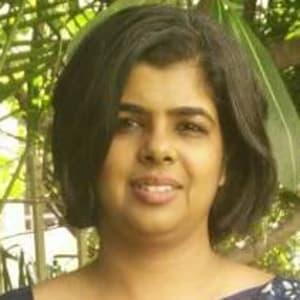 We are hosting Poornima Parameswaran Batish