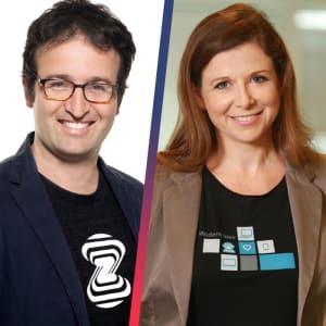 Startup Grind Tel Aviv Hosts Eyal & Maya Gura (Zebra-med   Missbeez)