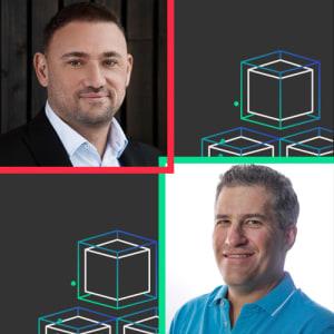 Boris Zeleny (NKB Group) & Robert Cohen (Benson Oak Ventures)