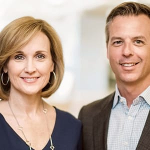 Kristin Pardue, Co-Founder, CEO & Brad von Bank Co-Founder of Rêve Consulting