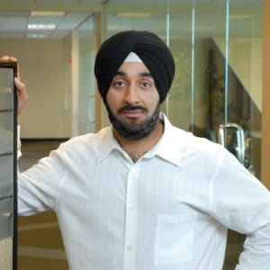 Ruminder Dhillon (AZ Founders Fund)