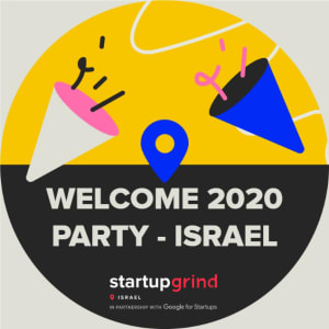 Welcome 2020 Cocktail Party