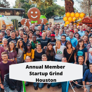 Become an Annual Supporter of Your Local Startup Grind Chapter