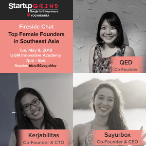 What it Takes To Be Top Female Founders in Southeast Asia