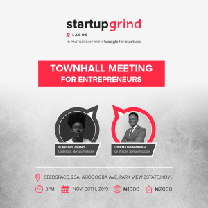 Town Hall Meeting with Blessing & Uwem