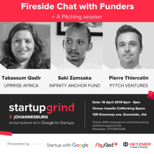 Fireside chat with Funders