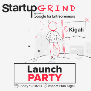 SG Kigali Launch Party