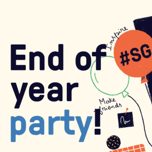 The Ultimate Startup Community End Of The Year Party!