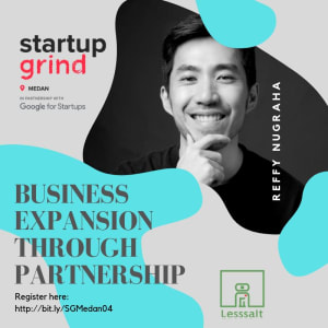 Business Expansion through Partnership
