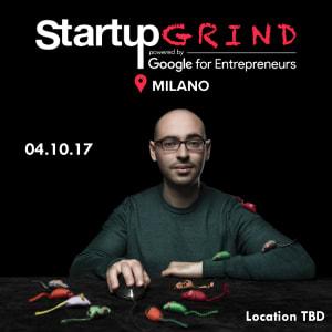 Startup Grind Milano hosts Salvatore Aranzulla