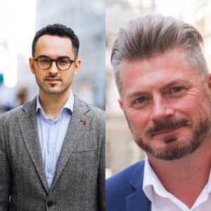 How to Talk to Investors and the Media with Alex Wood (Forbes Europe) and Simon Cook (Draper Esprit)