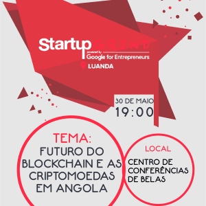 Futuro do Blockchain e as Criptomoedas em Angola