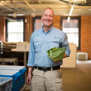 Healthy, Local Food for Busy People: 9 Miles East Farm - Gordon Sacks, Founder & CEO