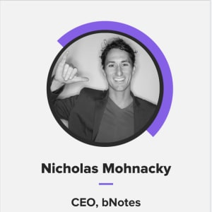 Nicholas Mohnacky: From community builder to collective intelligence startup