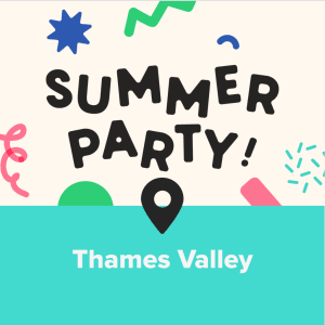 #ThamesValley Startup Community Summer Party