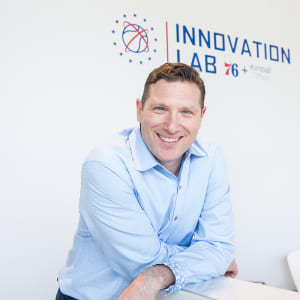 Seth Berger (Sixers Innovation Lab)