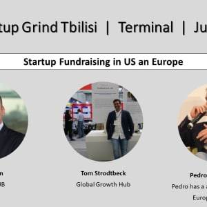 Startup Fundraising in US and Europe
