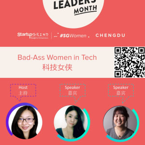 Chengdu's Bad-Ass Women in Tech