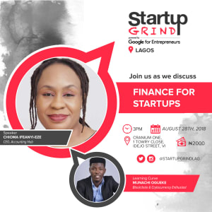 We are hosting Chioma Ifeanyi-Eze (CEO, Accountinghub)