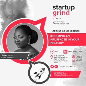 We are hosting Tosin Ajibade (Founder, Olorisupergal)