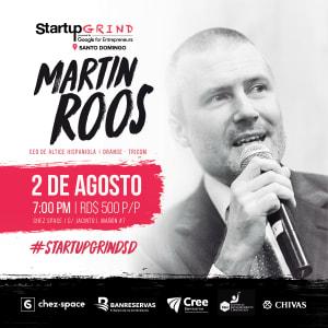 Martin Roos (CEO Altice): El futuro que juntos podemos crear