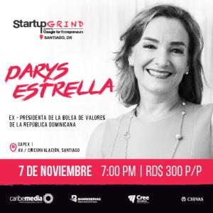 Darys Estrella: una triunfadora dulcemente audaz